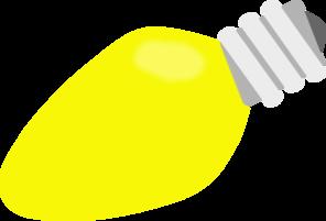 296x201 Light Bulb Clip Art For Christmas Fun For Christmas