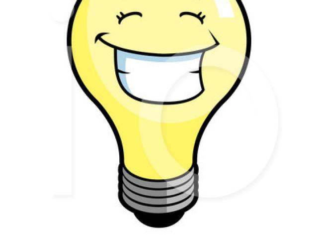 640x480 Light Bulb Clipart