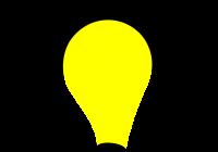 200x140 Lightbulb Clipart Light Bulb Clip Art 6 Free Vector Download