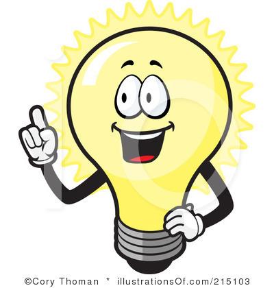 400x420 Light Bulb Idea Clip Art Clipart Panda