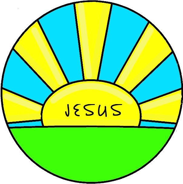 605x608 Collection Of Jesus Is The Light Clipart High Quality, Free