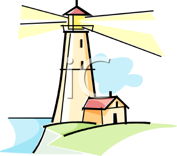 350x309 Lighthouse Silhouette Clip Art Royalty Free Lighthouse Clipart