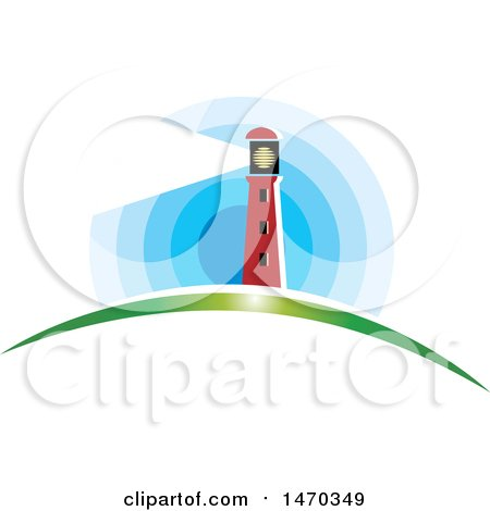 450x470 Royalty Free (Rf) Clipart Of Light Houses, Illustrations, Vector