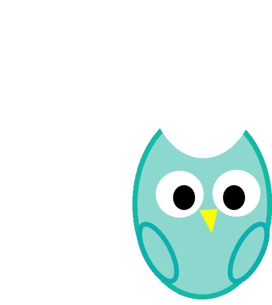 534x600 Pink Owl Clip Art