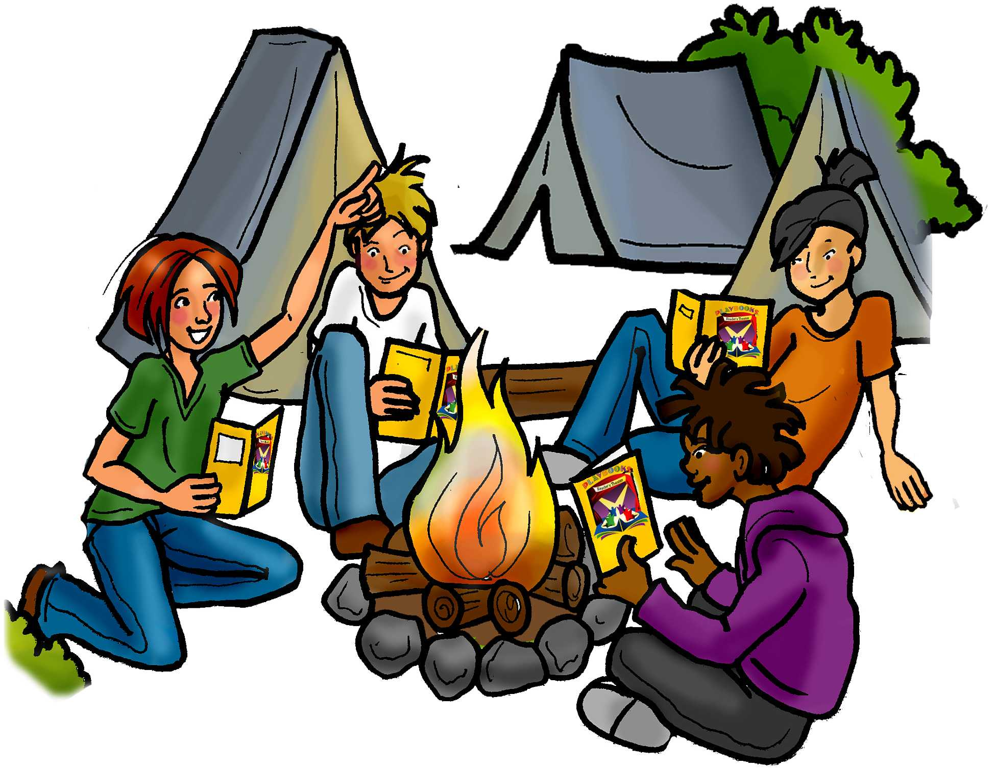 1947x1507 Funny Camping Cliparts Free Download Clip Art