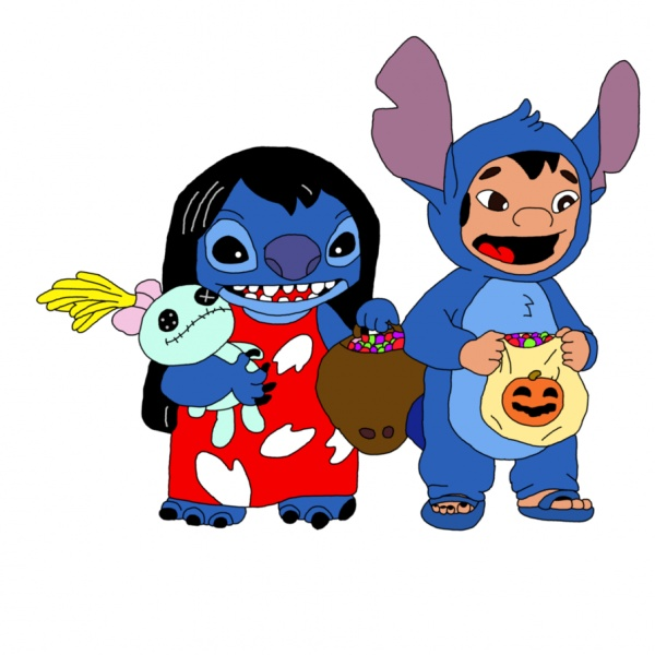 Lilo and Stitch Clipart