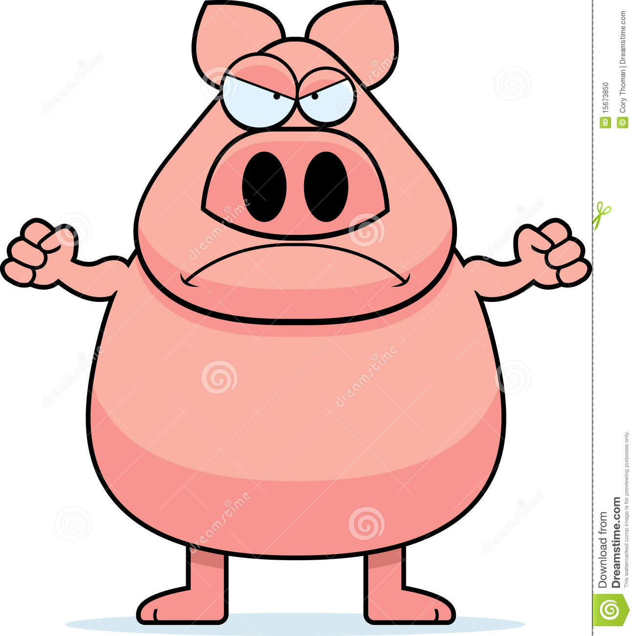 1301x1300 Pork Clipart Angry