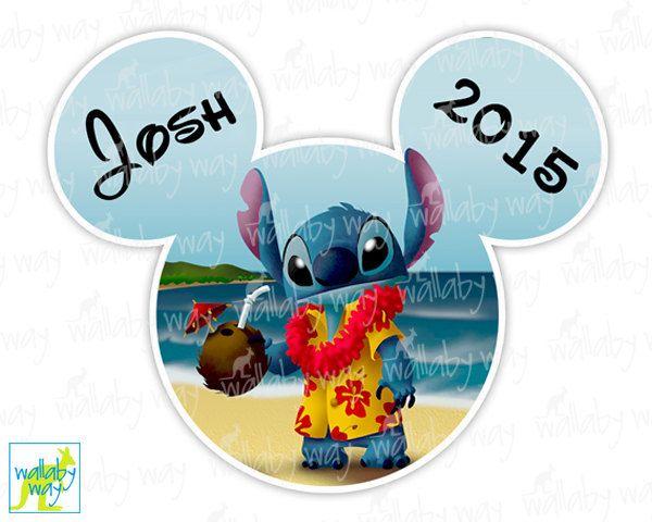 600x480 Stitch Mickey Head Printable Disney Iron On Transfer Or As Clip