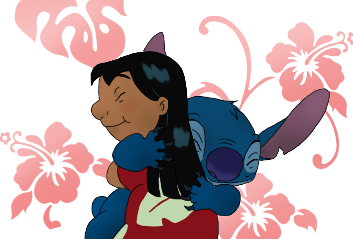 709x480 Hug Clipart Stitch