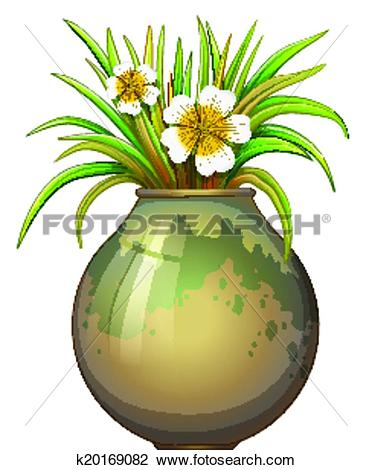 372x470 Container Plant Clipart