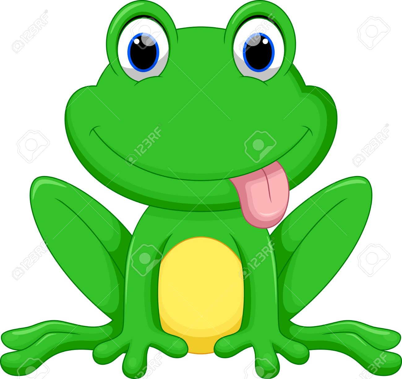 1300x1225 Cartoon Frog Images Fresh On A Lily Pad Clip Art Image