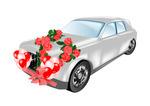 150x106 Cartoon Stretch Limousine