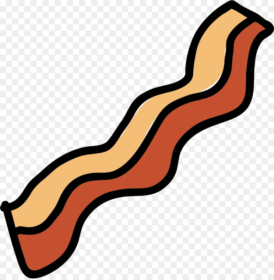 900x920 Bacon Meat Barbecue Clip Art