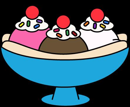 443x365 Ice Cream Clip Art