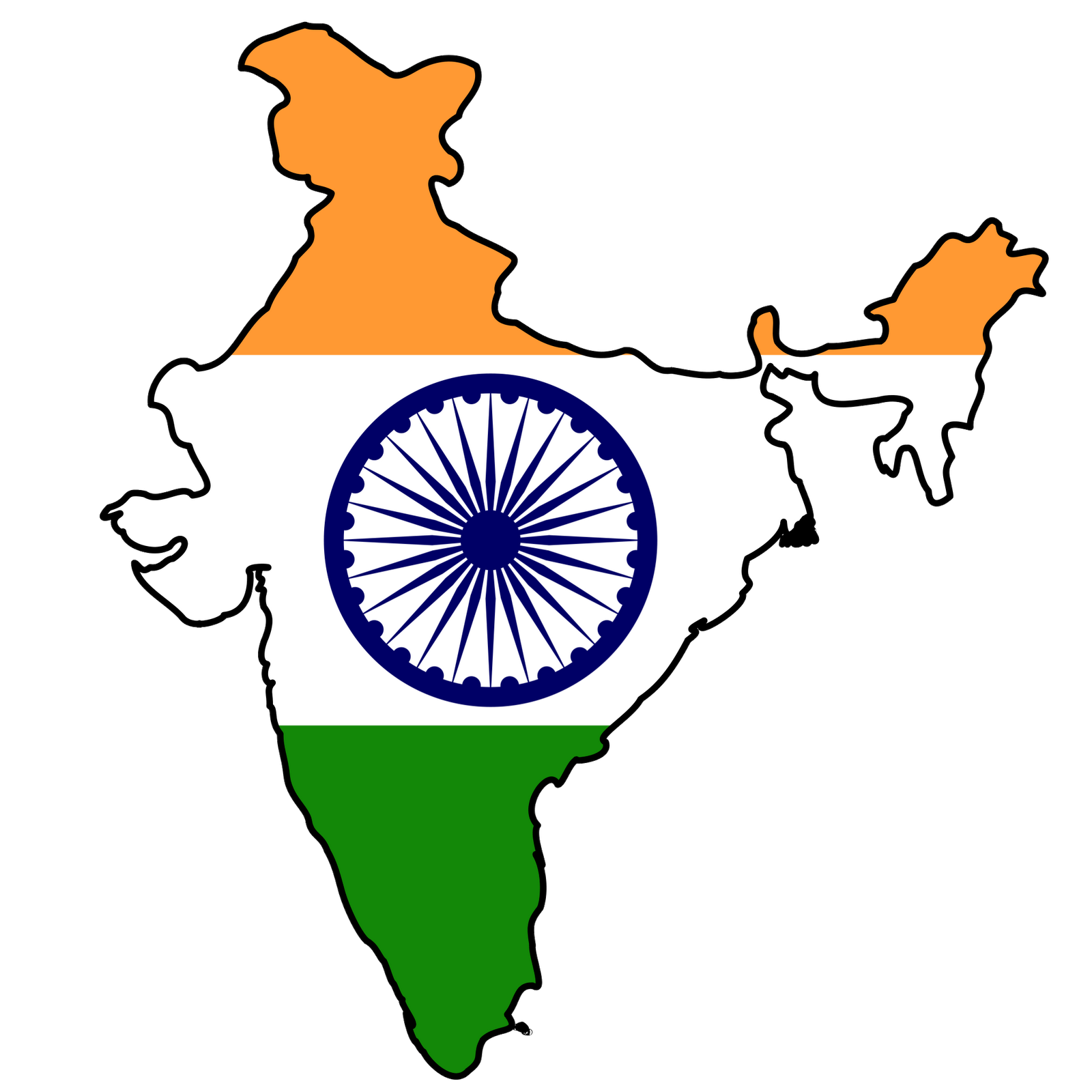 1600x1600 Top 79 India Clip Art