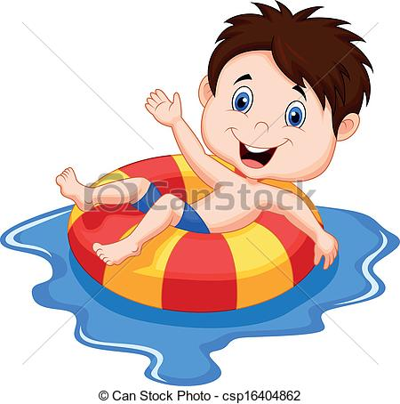 450x454 Clip Art Water Float Clipart