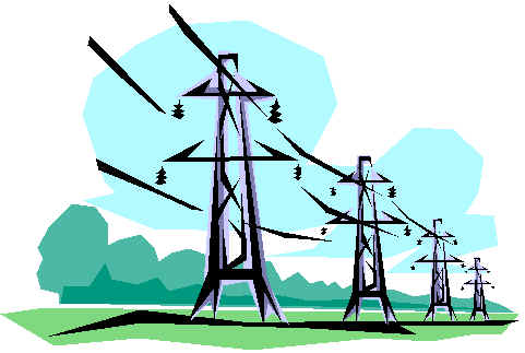 481x323 Power Lines Clipart