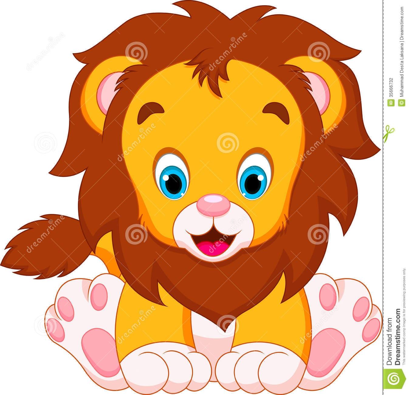 1349x1300 Cute Baby Lion Clipart Transparent