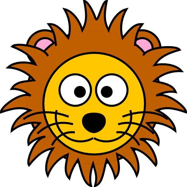 600x600 Lion Cliparts