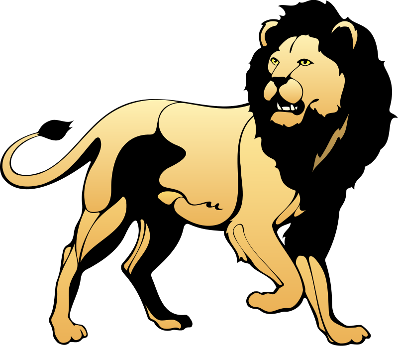 800x695 Lion And Lamb Clipart Clipartmonk