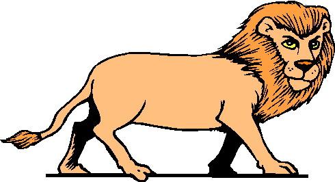 490x266 Lions Clip Art Farm