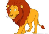 200x140 Free Lion Clipart Lion Clip Art Free Vector In Open Office Drawing