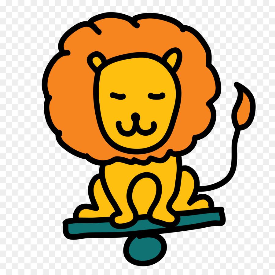 900x900 Lion Cubs Stick Figure Drawing Clip Art
