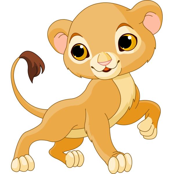 600x600 Prancing Lion Cub Lion Cub, Lions And Clip Art