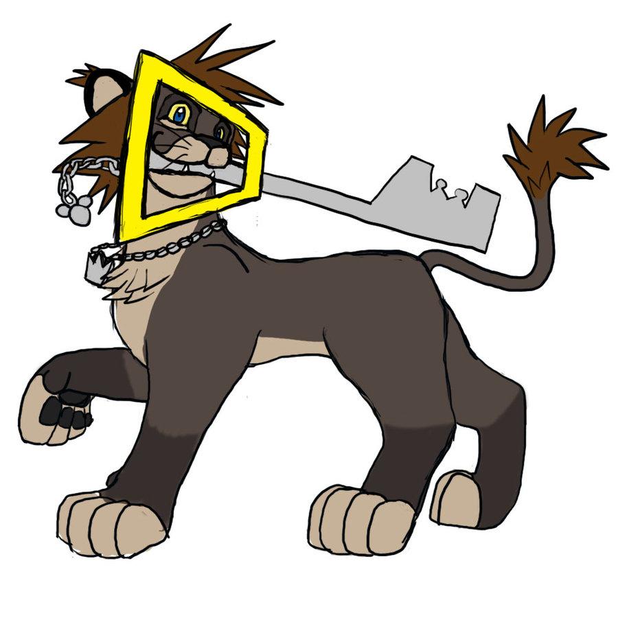 900x900 Sora The Lion Cub By Jvs Luck
