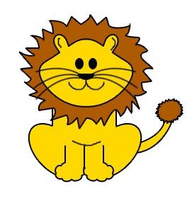 271x294 Cute Lion Clipart Clipartlook