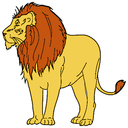427x428 Unique Free Lion Clipart Free