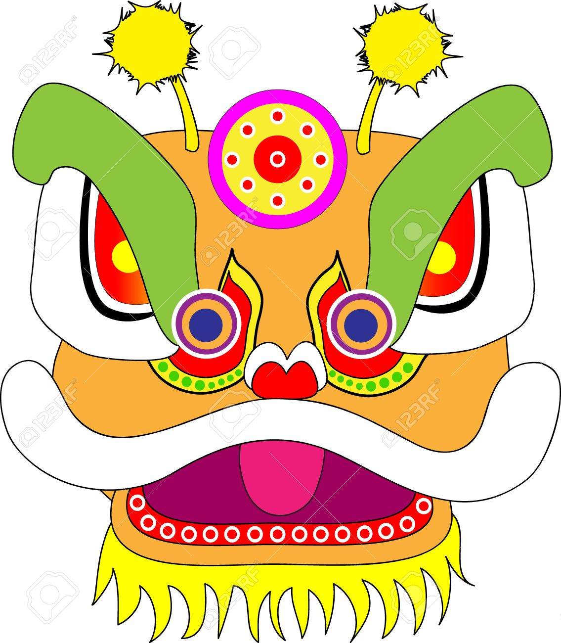 1135x1300 Chinese Clipart