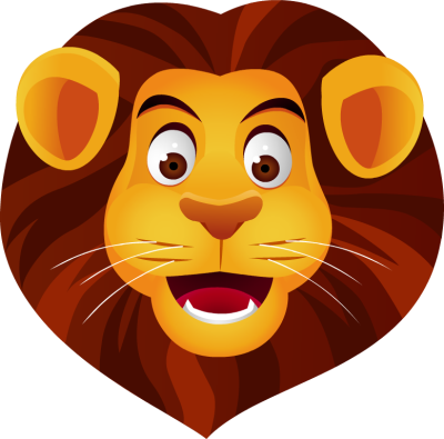 400x395 Collection Of Lion Head Clipart High Quality, Free Cliparts