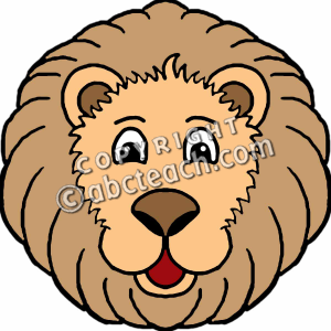 300x300 Cute Lion Head Clipart Clipart Panda