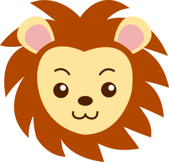 lion face clipart at getdrawings com free for personal use lion rh getdrawings com lion clipart free lion clipart for kids