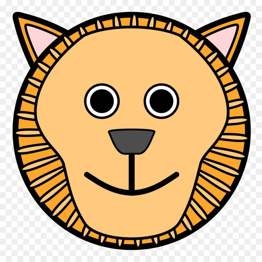 900x900 Lion Line Art Clip Art