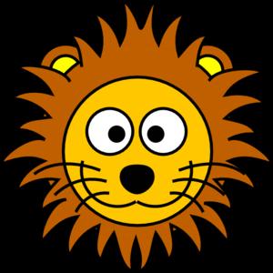 300x300 Lion Head Clip Art Free Clipart Images