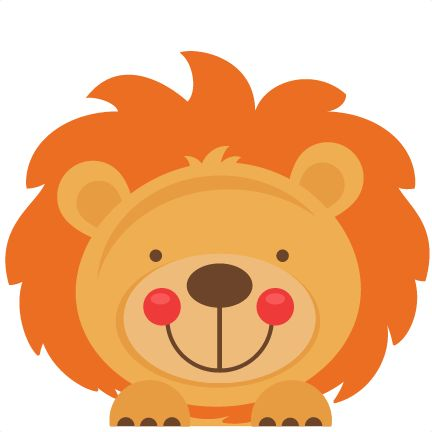 432x432 Face Lion Clipart, Explore Pictures