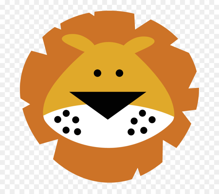 900x800 Lion Cartoon Drawing Clip Art