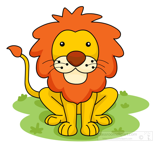 550x509 Collection Of Lion And Lioness Clipart High Quality, Free