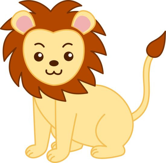 550x541 Free Lion Clipart Meme And Quote Inspirations
