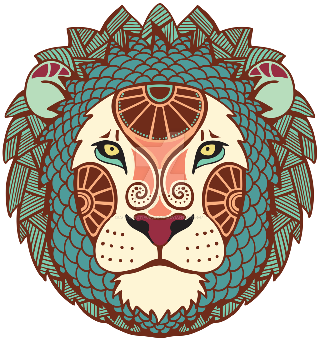 1024x1091 Lion Head Png Transparent Image Png Mart