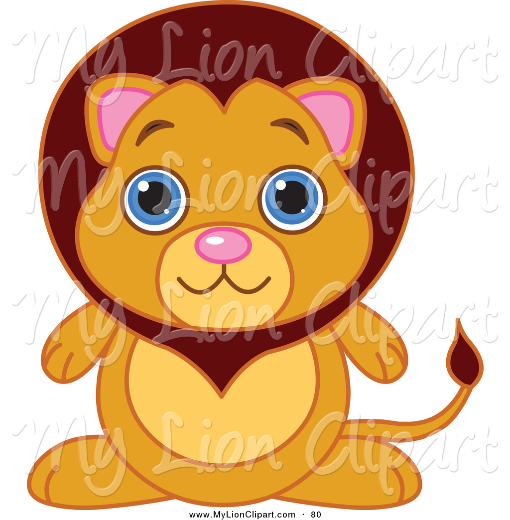 1024x1044 Joyous Baby Lion Clipart Cute King 8848288jpg Icon Free Icons Clip