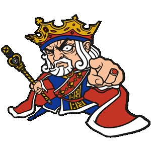 300x300 King Clipart
