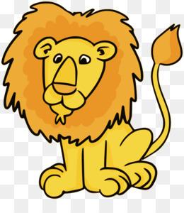 260x300 Lion Cartoon The Storm King Clip Art
