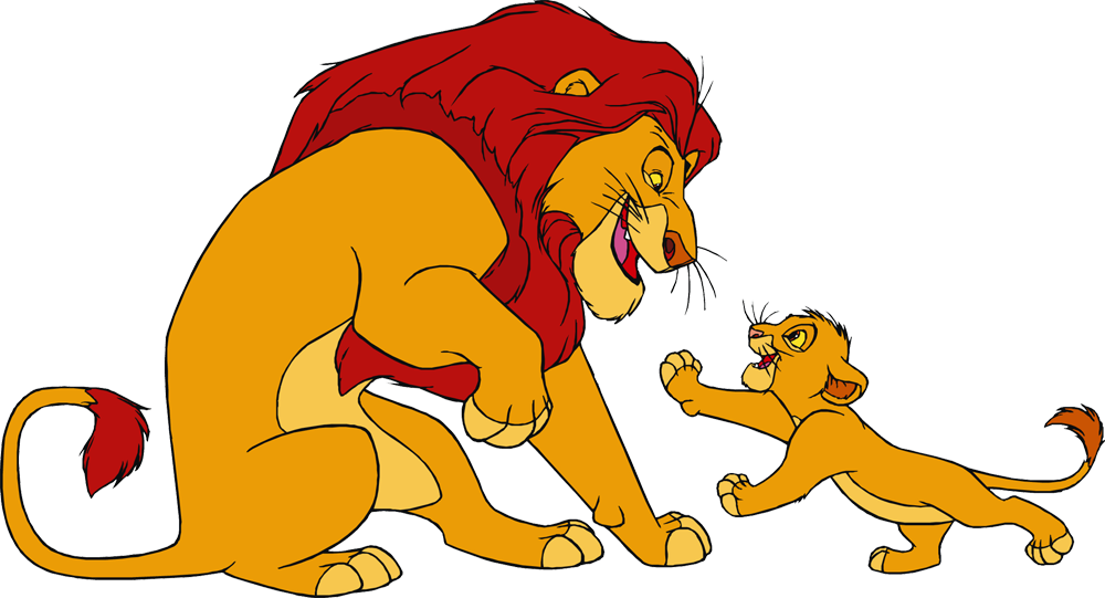 1000x541 Collection Of Lion King Clipart Mufasa High Quality, Free