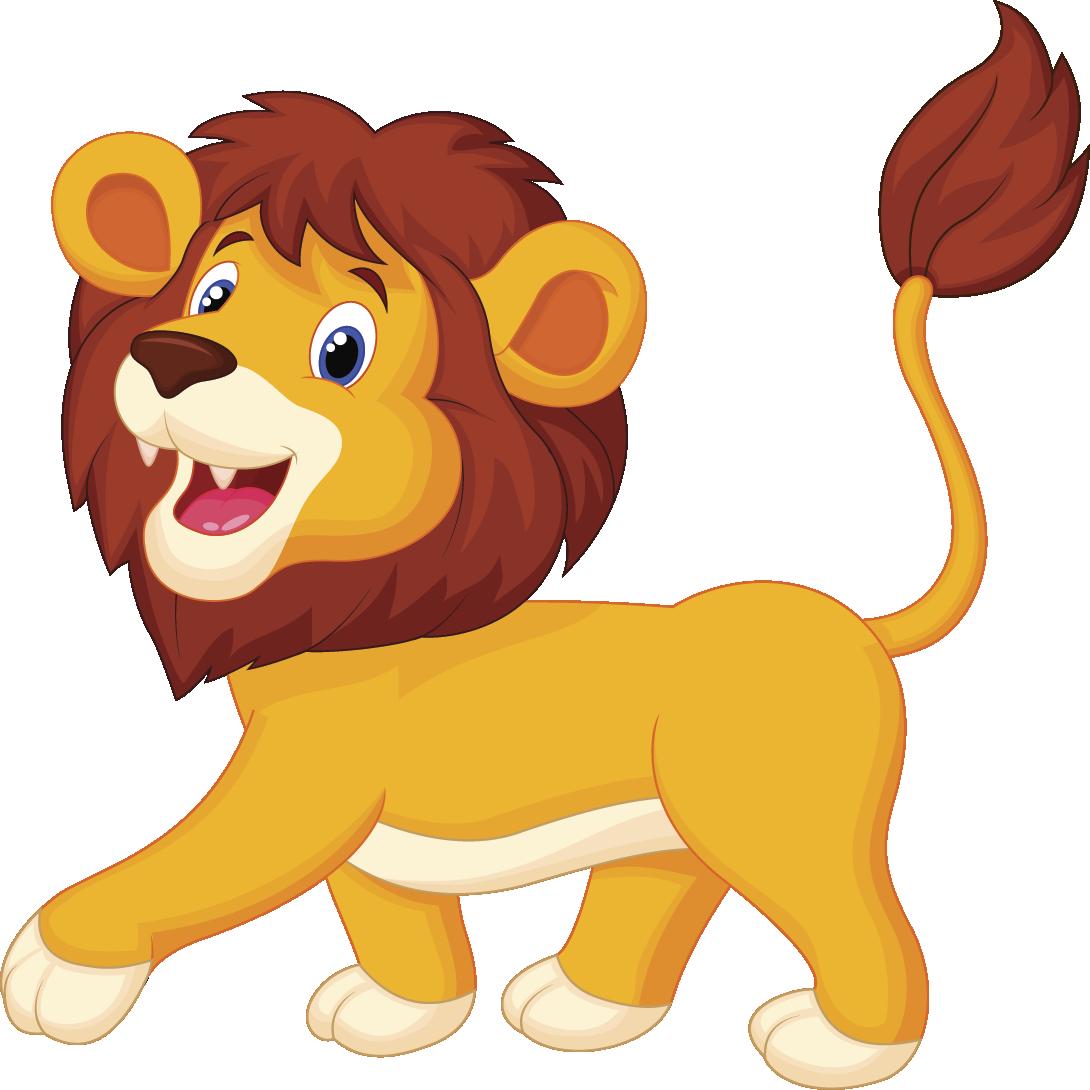 Lion Lamb Clipart