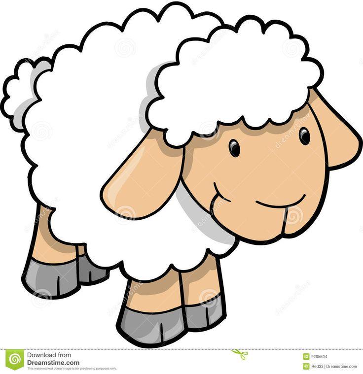 736x759 Cute Sheep Images Cute Sheep Lamb Vector Stock Images
