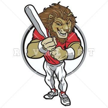 Lions Football Clipart