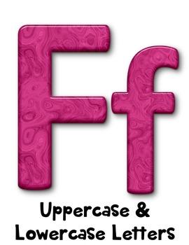 270x350 Alpha Pink Lip Gloss Clip Art ~ Alphabet Amp Numbers By Teacher Karma